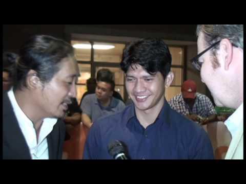 HEADSHOT World Premiere Interviews with Iko Uwais & Sunny Pang