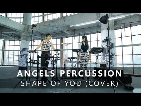 Shape Of You - Ed Sheeran - Drum and Percussion Cover by TAP-EV