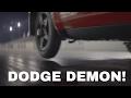 2018 Dodge Demon DETAILS in 4K UHD!! #ByeByeLambo