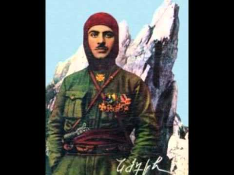 Agasi Ispiryan & Ruben Sasunci - Garegin Nzhdeh