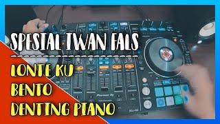 DJ LONTE KU VS DJ BENTO 2020 IWAN FALS - DJ JUNGLE DUTCH TERBARU 2020 FULL BASS