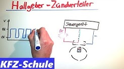 Hallgeber - Hallsensor // Erklärung