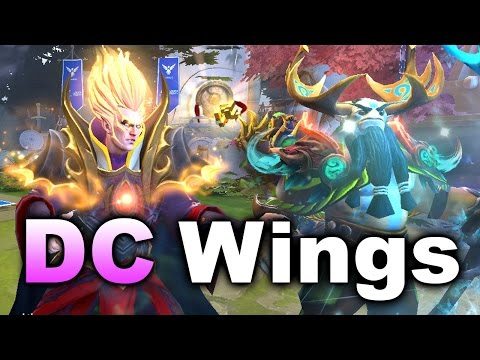 DC vs WINGS - TI Rematch ! - SL I-League StarSeries 3 Dota 2