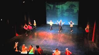 hb Dance show 2014 - Alenka v říši divů