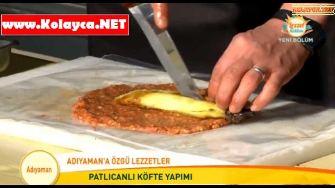 Patlıcanlı Köfte Tarifi – Köfte Tarifleri