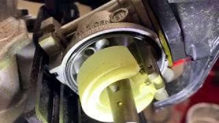 Homelite 2700 PSI Pressure Washer Leaking Gas Repair