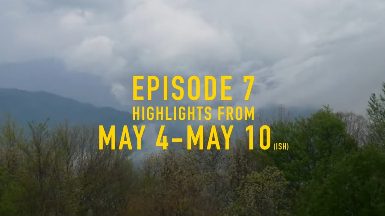 Episode 7 - The Next Step - Appalachian Trail-The Branch Ministries with The Great Fish (Bobby Gray)