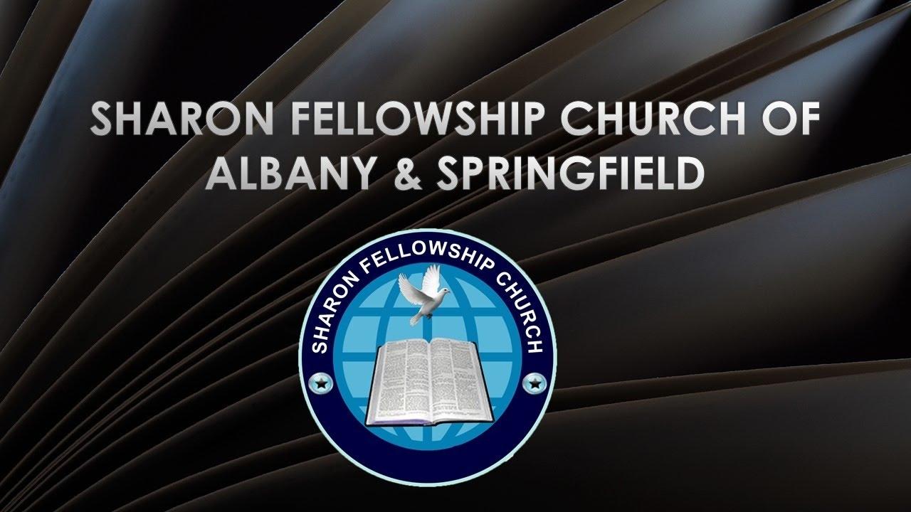 Sharon Fellowship Church Of Albany Sunday Service April 26th 2020 Youtube