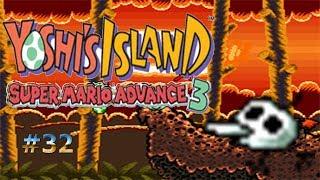 Las gaviotas esqueléticas/Yoshi´s Island: Super Mario Advance 3 #32