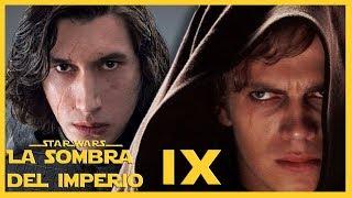 ¡Kylo Ren Forma Parte de la Profecía del Elegido en el Episodio 9 El Ascenso de Skywalker! Star Wars
