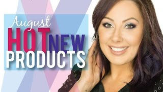 Hot NEW Beauty Products - August 2015 | Makeup Geek
