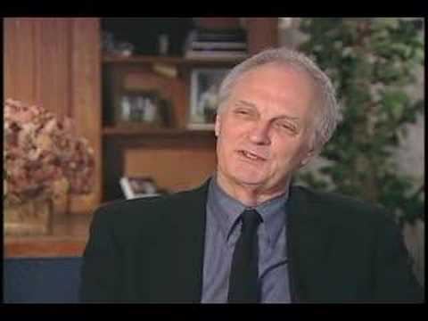 Alan Alda - Archive Interview Part 1 of 6 TVLEGENDS