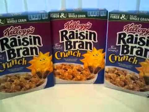 Raisin Bran Crunch Deal Using SavingStar eCoupons