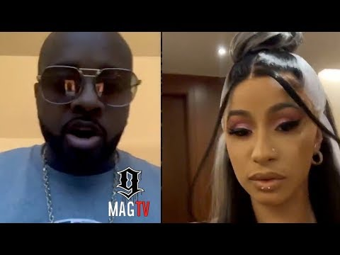 Shay Diddy - Cardi B and More Respond To Jermaine Dupri's Strippers Rapping Comment