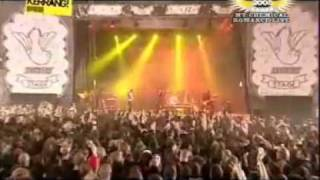YouTube- My Chemical Romance Helena Live Download Festival 2005