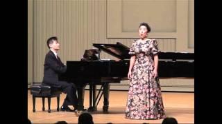 信時潔:1. 丹澤(清水重道)歌曲集『沙羅』より Kiyoshi NOBUTOKI: Tanzawa