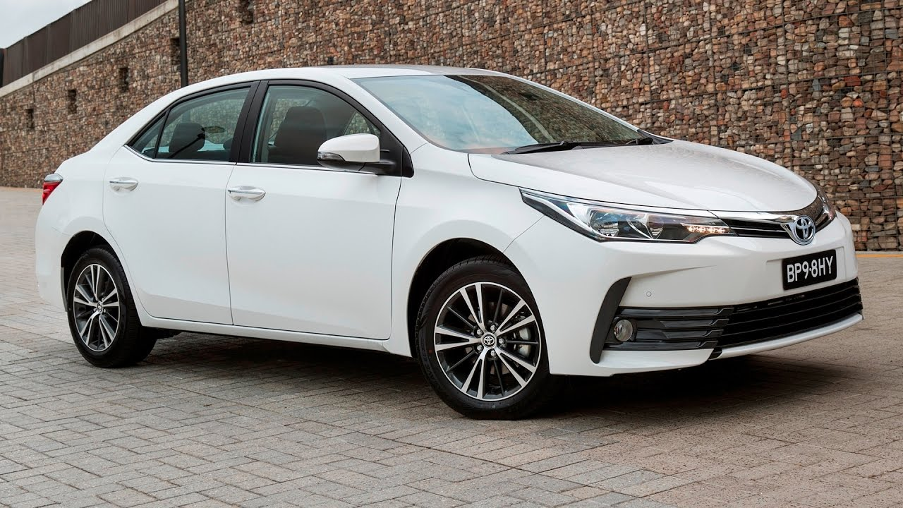 2017 toyota corolla interior exterior and drive