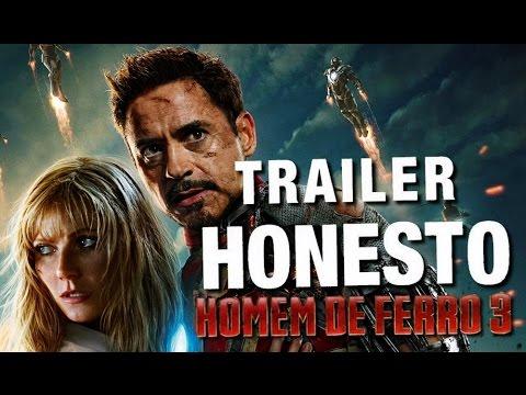 Trailer do filme Homem de Ferro 3