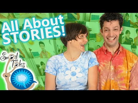 All About Stories! | Storytelling Assemblies On Demand
