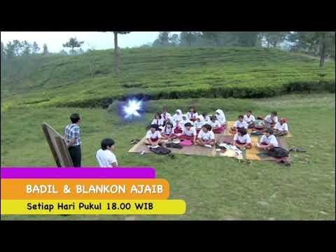 IndiHome Highlight : Horee! - Badil & Blankon Ajaib