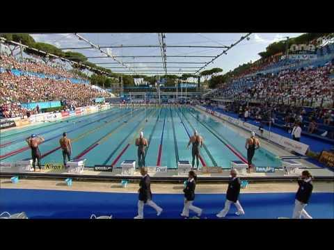 2009 FINA World Swimming Championships-Men's 50m Backstroke Final