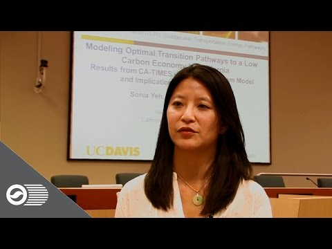 ARB Research Seminars - Modeling Optimal Transition Pathways to a Low Carbon Economy in California