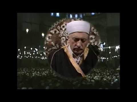1989 Kadir Gecesi Vaazı (2 Mayıs 1989-İstanbul Fatih Camii)