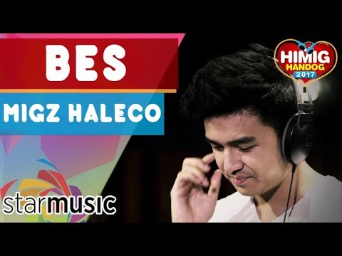 Migz Haleco - Bes | Himig Handog 2017 (Official Recording Session)