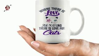 Cat Mug from amazing cat lovers club