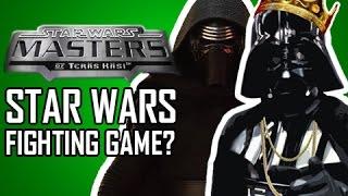 KING VADER! - Star Wars: Masters of Teras Kasi