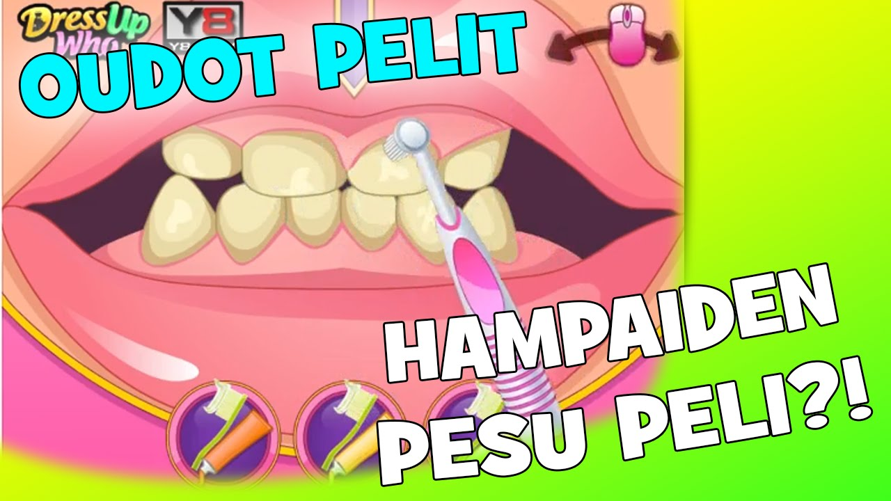 Hampaiden Pesu