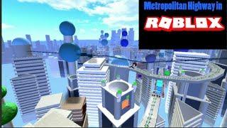 Roblox~Sonic forces - Metropolitan Highway