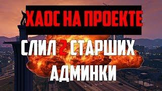 ВЗЛОМАЛ ДВЕ АДМИНКИ - УНИЧТОЖЕНИЕ СЕРВЕРОВ GTA-RP
