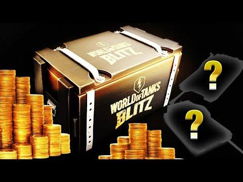 18k Gold Opening - 30 Halloween chests ||World of Tanks Blitz||