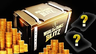 18k Gold Opening - 30 Halloween chests ||World of Tanks Blitz||
