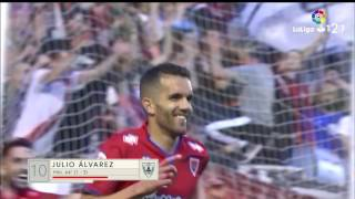 Resumen de Rayo Vallecano vs CD Numancia (3-3)