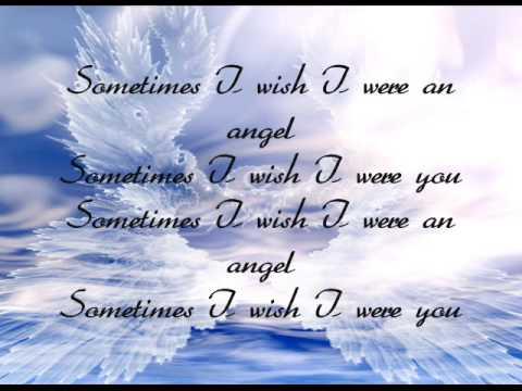 Declan Galbraith- An Angel (with lyrics)