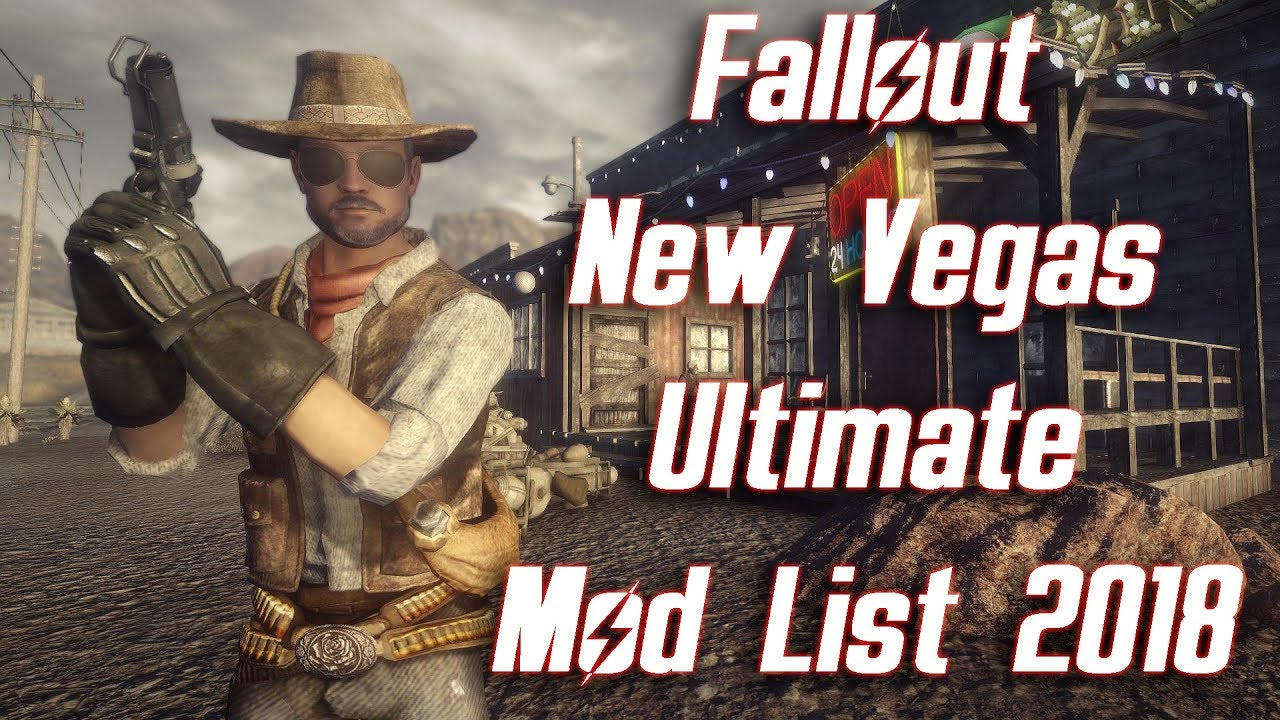 Fallout New Vegas Mod List 2020.Fallout New Vegas Ultimate Mod List 2018 My Load Order Updated