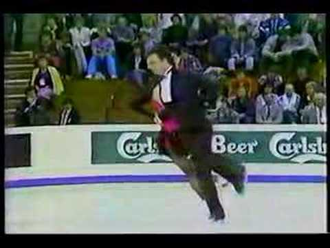 Tracy Wilson-Rob McCall OSP 1988 World Championships