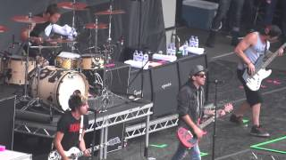 All Time Low- Coffee Shop Soundtrack- Emirates Stadium- London- 6/1/13