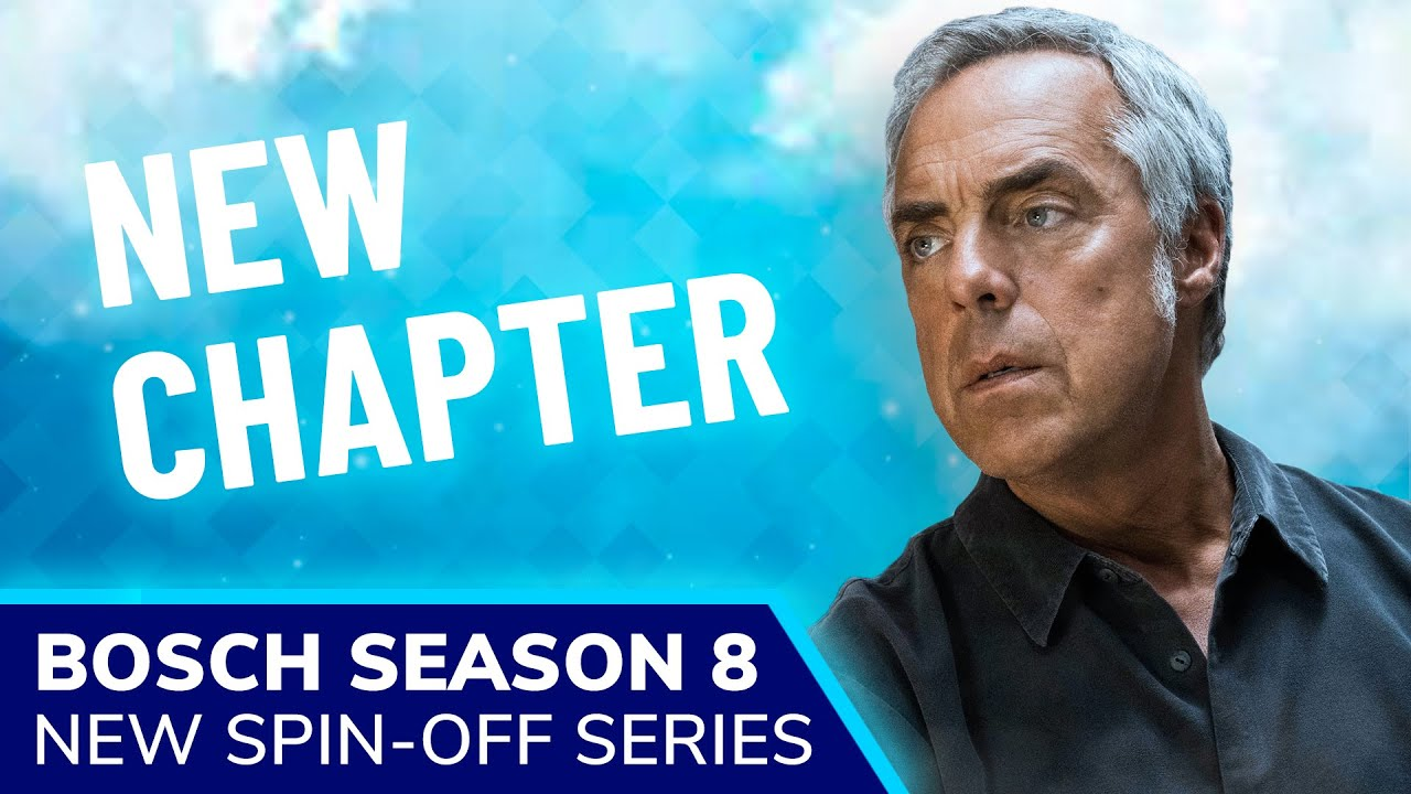 Download BOSCH Season 8 Axed, BUT Titus Welliver's Harry Bosch Returns in Bosch Spin-Off Series on IMDb TV