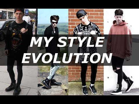 My Style Evolution | Gallucks