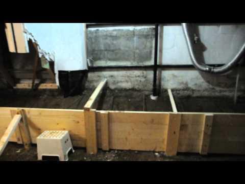 Basement Underpin Hadley Part II