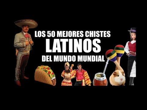 Los 50 mejores chistes latinos del mundo mundial youtube for Mejores ensaladas del mundo