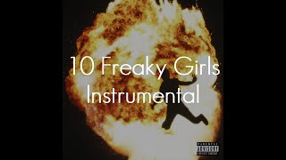 Metro Boomin - 10 Freaky Girls (ft. 21 Savage) INSTRUMENTAL 2018