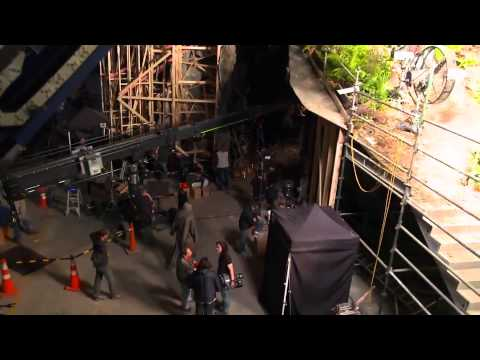 The Hobbit - Behind The Scenes Production Video Blog #7