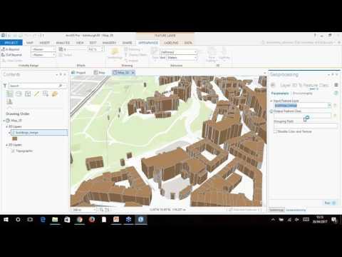 Webinar: creating 3D models using Digimap data