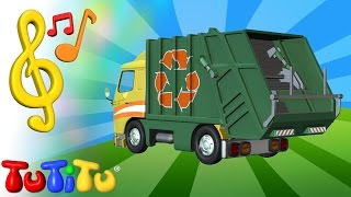 TuTiTu Toys and Songs for Children | Garbage Truck