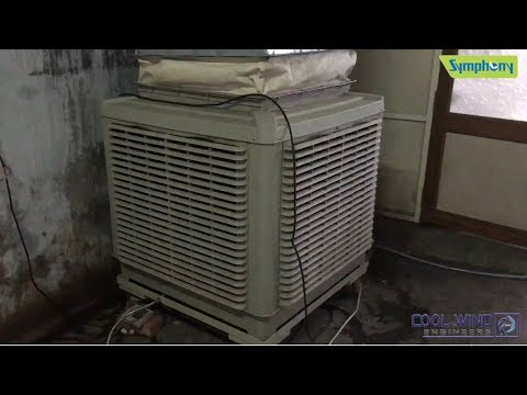Symphony Industrial Air Cooler | Pac 14TC | installed by Cool Wind Engineers | Client Review