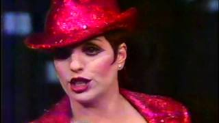 Liza Minnelli  THE ACT 1978 Tony Awards